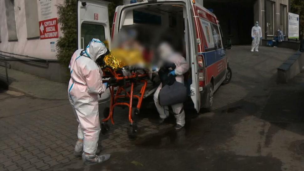 2118 nowych zakażeń SARS-CoV-2. Chorują niemal wyłącznie niezaszczepieni