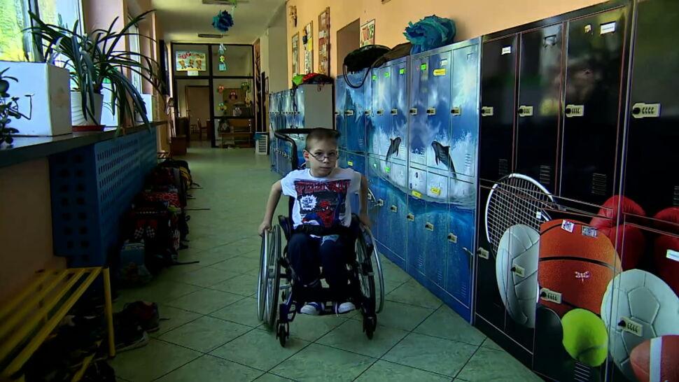 Jedyna w Polsce szkoła sportowa dla niepełnosprawnych dzieci w Bytomiu zagrożona zamknięciem