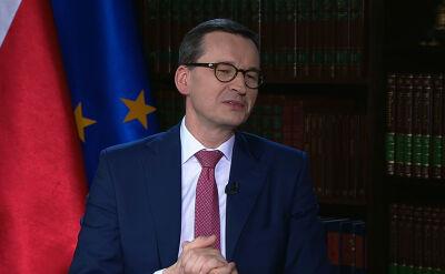 """""""Panie premierze Morawiecki, jak pan śmie"""". Sędziowie oburzeni słowami premiera w Nowym Jorku"""
