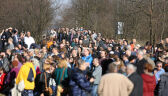 Marsz Pamięci w 75. rocznicę likwidacji krakowskiego getta
