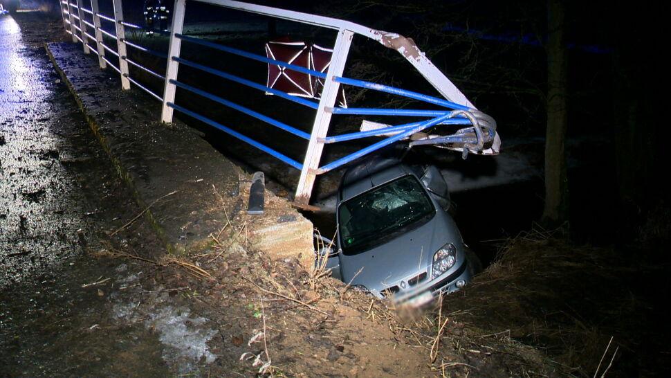 15-latek zabrał rodzicom samochód. Zginął w wypadku