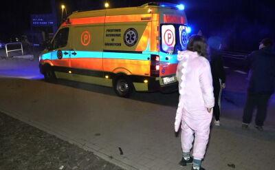 Rozpędzony samochód potrącił 11-letnią dziewczynkę na pasach
