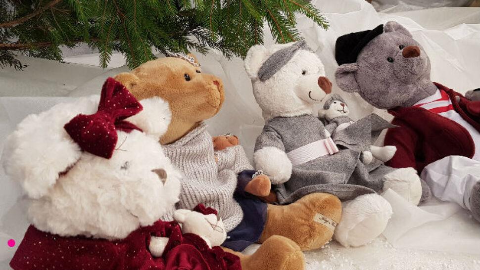 Miś na długie zimowe wieczory. Szansa na piękny gest przed świętami