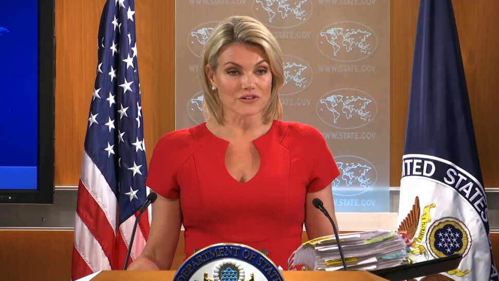 The United States is concerned about the repercussions on Poland's relations with the United States and Israel, State Department spokeswoman Heather Nauert said