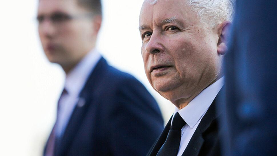 Prezes PiS: byłem zaskoczony przeszłością Kazimierza Kujdy