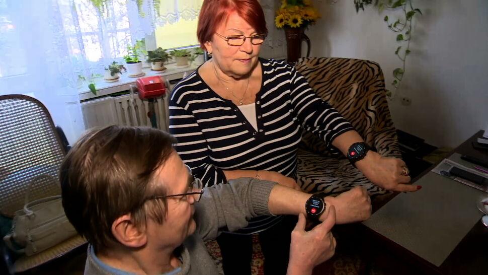 Łódź wypróbowuje opaski życia dla seniorów