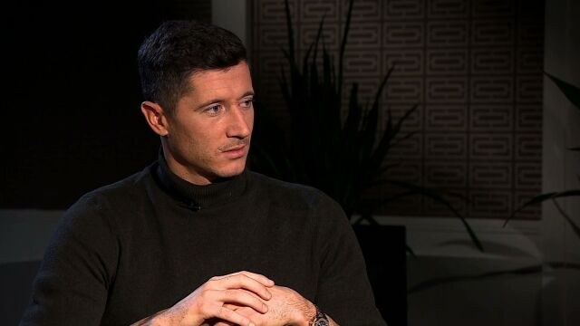 Exclusive interview with Robert Lewandowski