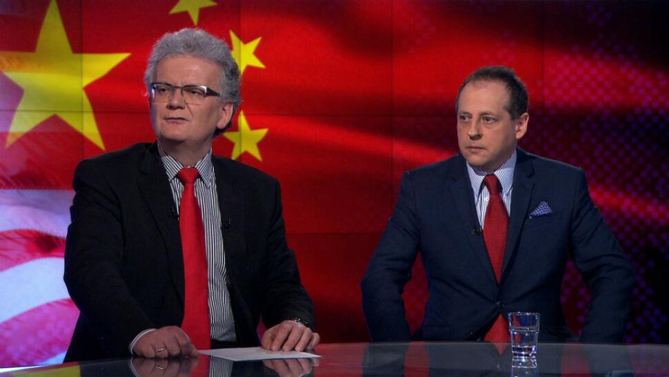 """""""Trump musi odkręcić obelgi, jakie miotał pod adresem Chin"""""""