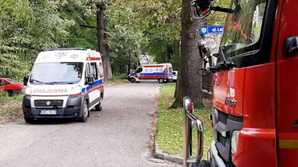 Wybuch pocisku w Kuźni Raciborskiej. Zginęło dwóch saperów, a czterech jest rannych