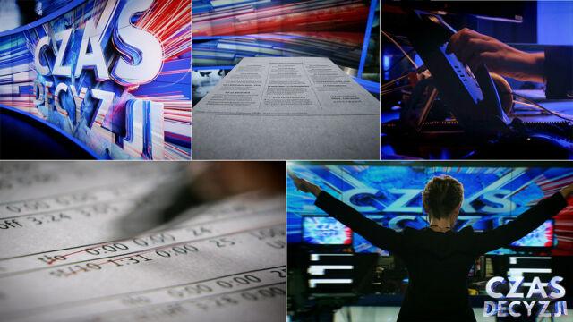 Wieczór wyborczy w TVN24 już o 20:35