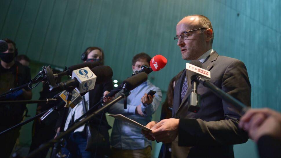 Zaradkiewicz zrezygnował z funkcji. Prezydent wyznaczył jego następcę