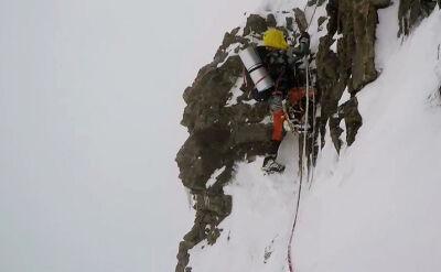 Polscy himalaiści wciąż chcą zdobyć K2, ale zatrzymała ich pogoda