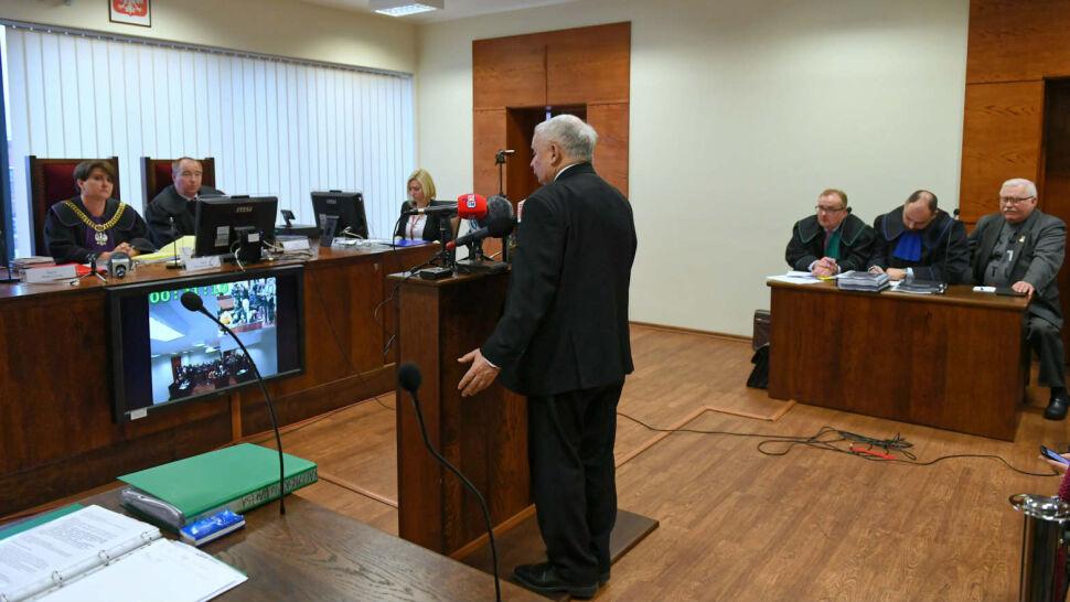 Test niezależności sądów. Wpis Beaty Mazurek o sprawie Kaczyński - Wałęsa