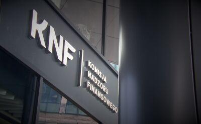 Powołano nowego szefa KNF. PO składa wniosek o wotum nieufności dla rządu