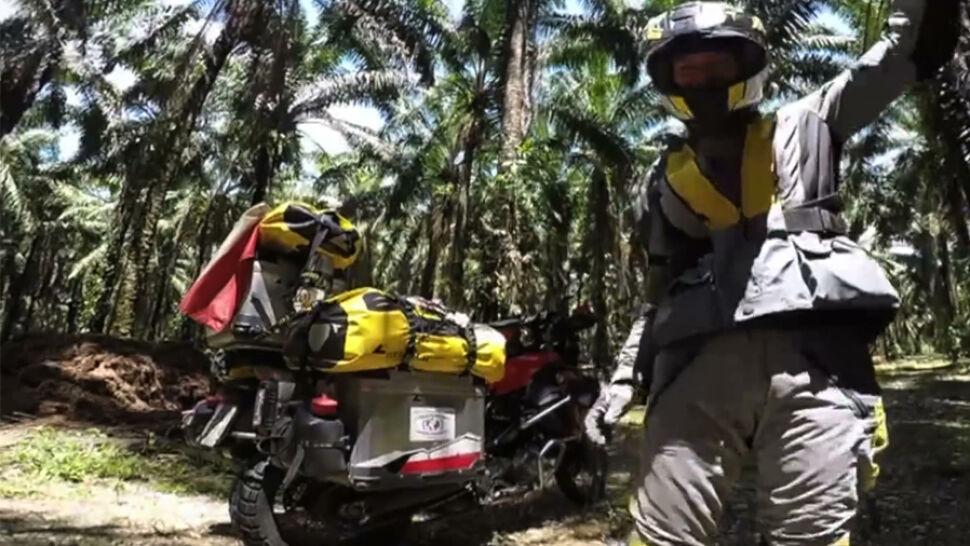 Motocyklowa podróż życia. W osiem miesięcy zjechali obie Ameryki