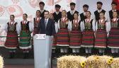 """Walka o wyborców na wsi. Rząd mało mówi o dopłatach unijnych, oferuje """"tysiąc plus"""""""
