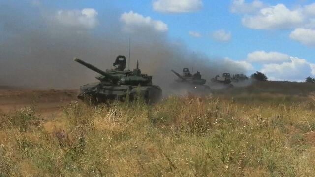 Największe od dekad manewry w Rosji. Militarne show treningiem przed światową wojną?
