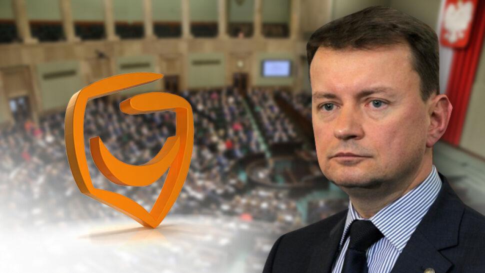 Wniosek o wotum nieufności wobec Mariusza Błaszczaka