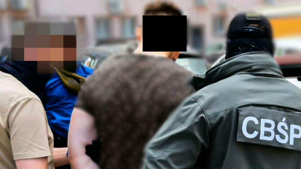 23-latek chciał porwać dziecko dla okupu. Mężczyzna trafił w ręce policji