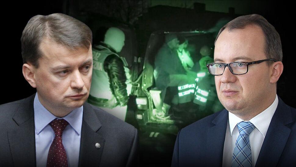"""Szef MSWiA krytykuje Rzecznika Praw Obywatelskich. """"Wpisuje się w politykę totalnej opozycji"""""""