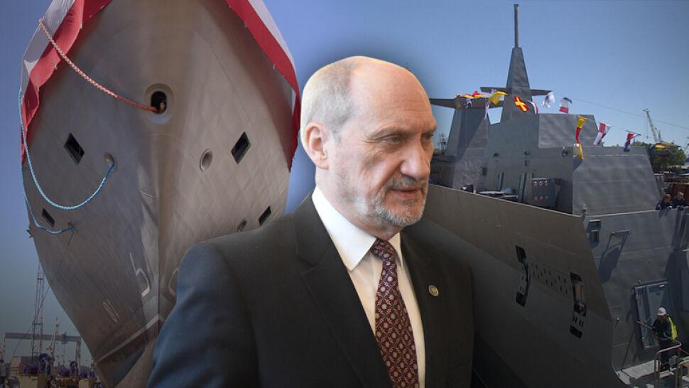 Średnia wieku okrętów to ponad 33 lata. Polska Marynarka Wojenna jak skansen