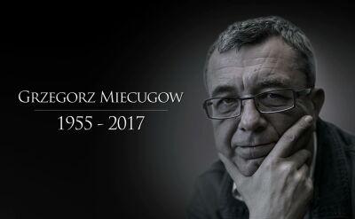 Dwa lata temu odszedł Grzegorz Miecugow