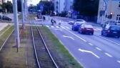 Rowerzysta potrącił kobietę na pasach. Ofiara zmarła w szpitalu