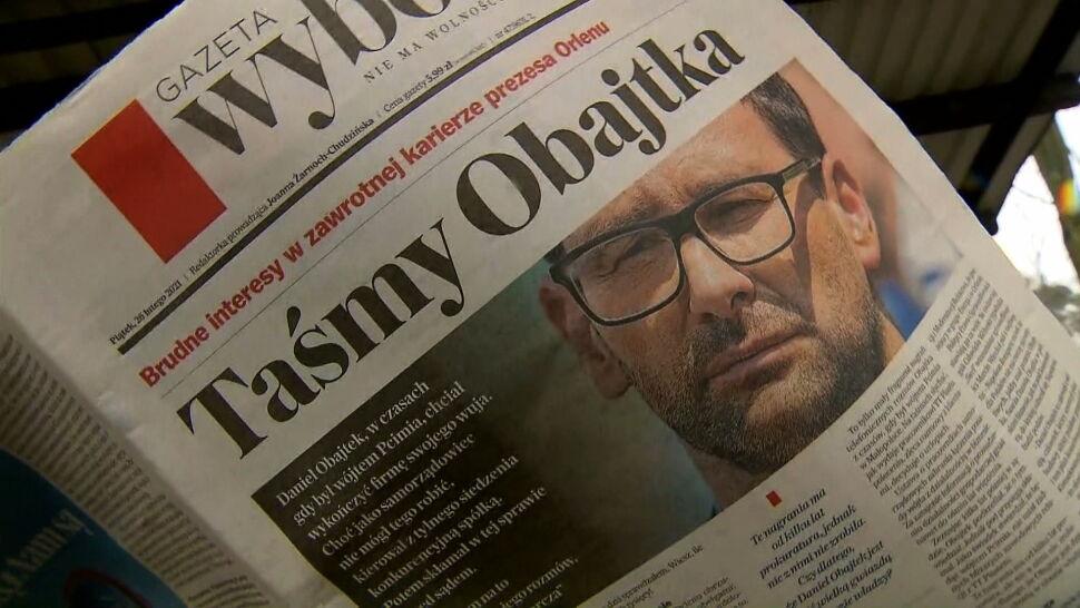 Opozycja zapowiada złożenie zawiadomienia do prokuratury w sprawie Daniela Obajtka