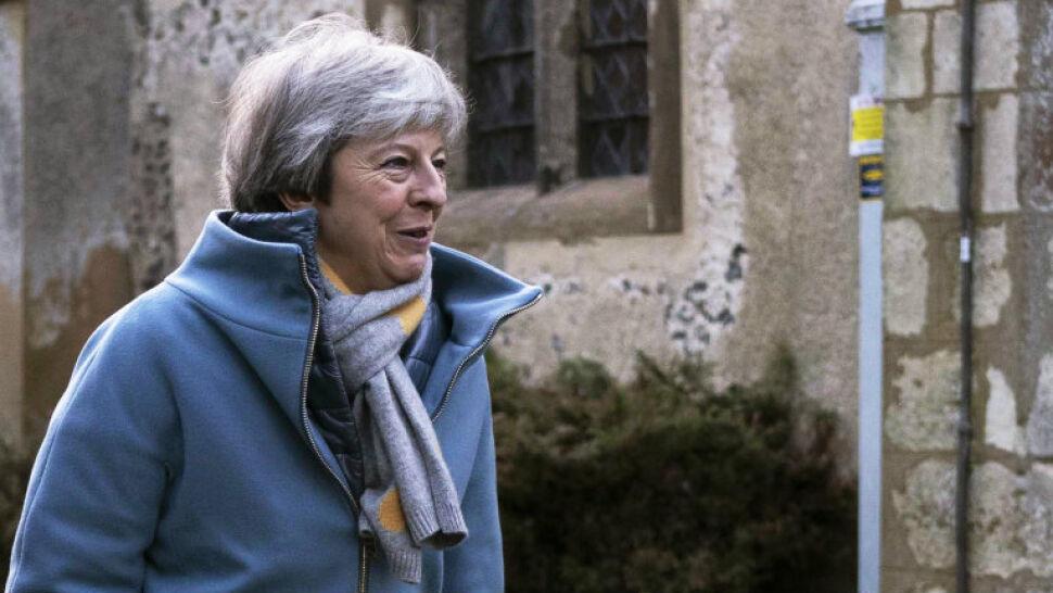 """Theresa May przedstawi """"plan B"""" w sprawie opuszczenia struktur UE"""