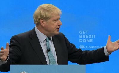 Johnson ma nowy pomysł w sprawie brexitu. Chce strefy regulacyjnej