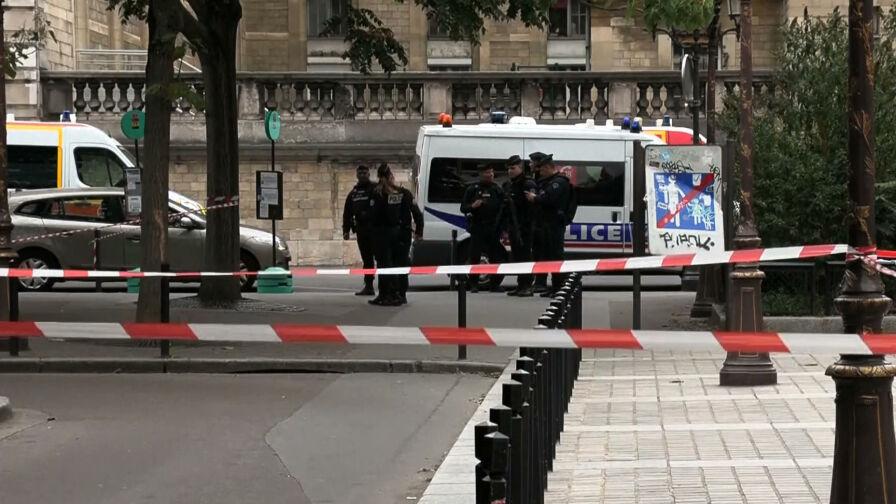 Atak na policjantów w Paryżu. Napastnik zastrzelony