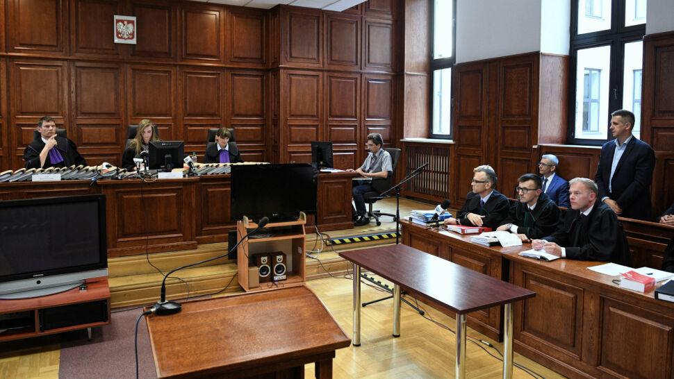 """Szef NIK i były poseł PSL przed sądem. """"Akt oskarżenia jest nierzetelny"""""""