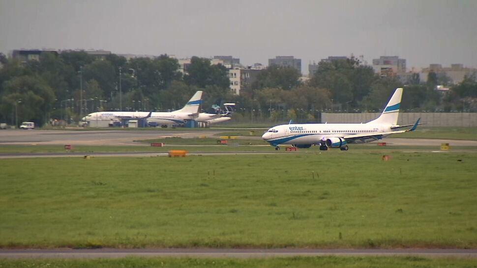 Samolot z polskimi pasażerami z Etiopii wylądował w Warszawie