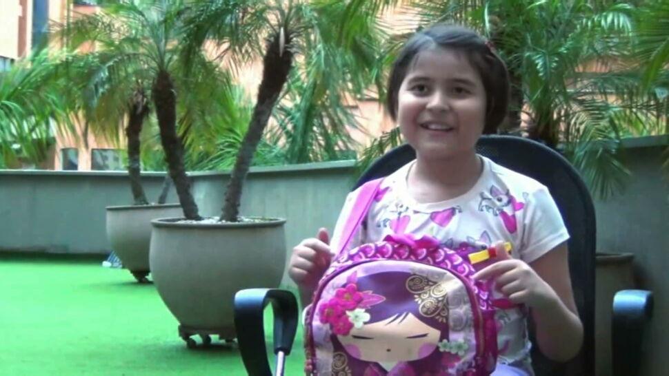 Mariana serce nosi w torebce. Przeszczepu nie mogła mieć, bo chorowała na raka