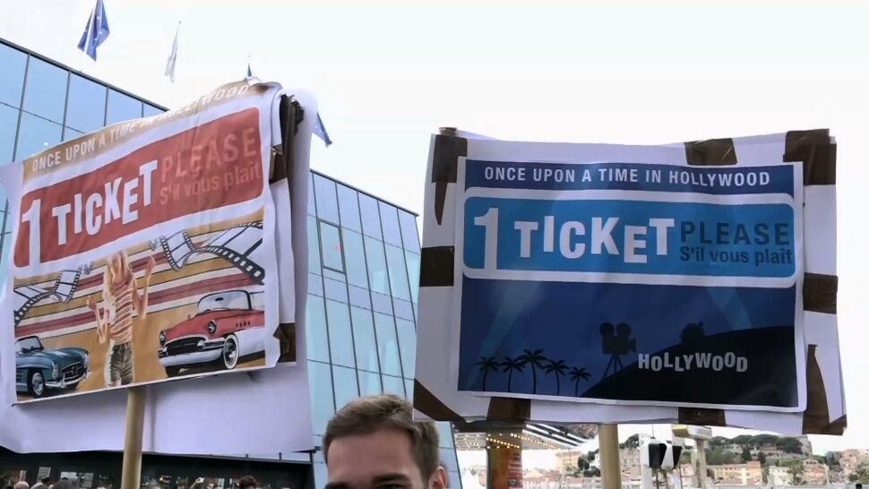 Festiwal w Cannes. Widzowie czekają na nowy film Tarantino