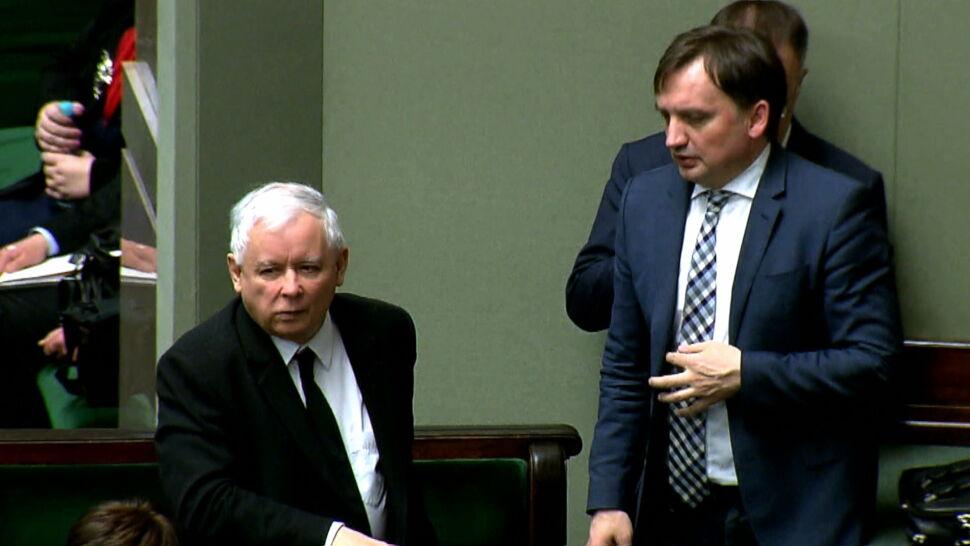 """""""Kaczyński uświadomił sobie, że Ziobro może mu zagrażać"""""""