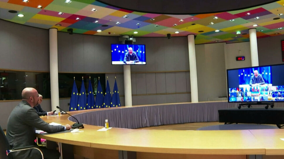 """Porozumienia w sprawie unijnego budżetu wciąż nie ma. """"Będziemy kontynuować rozmowy"""""""
