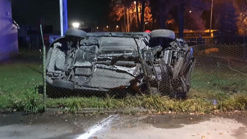 Potrącił 25-latka i uciekł z miejsca wypadku. Policja zatrzymała kierowcę