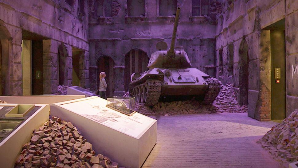 """Awantura o """"bolszewicką"""" piosenkę w Muzeum II Wojny Światowej"""