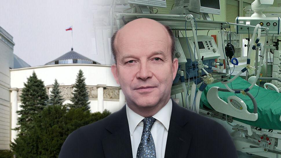 """Sejm przyjął ustawę o sieci szpitali. """"To powielenie kolejek"""""""