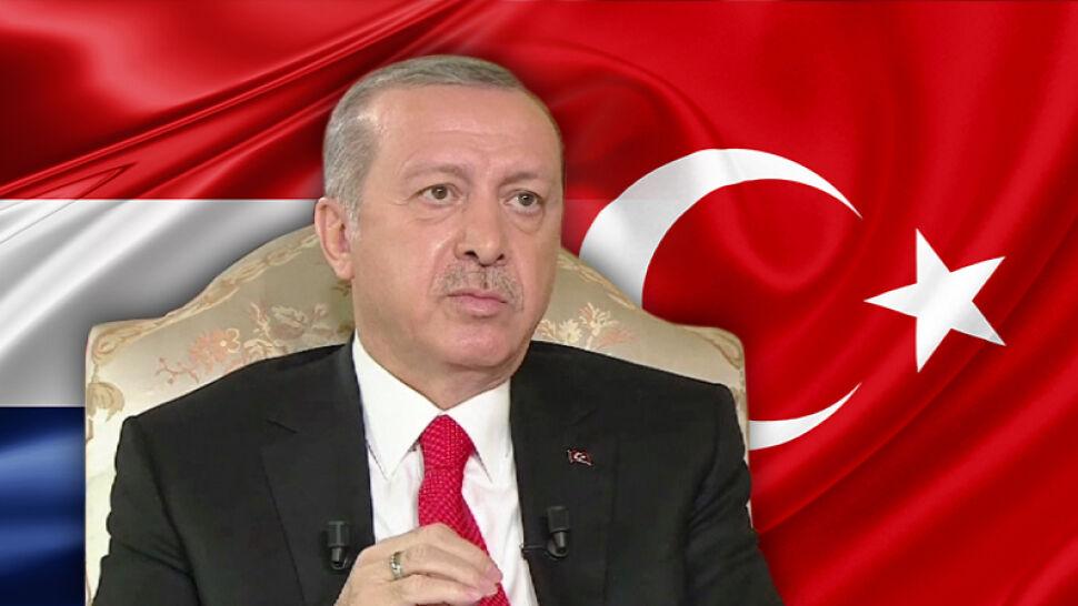 Ambasador Holandii w Turcji personą non grata. Konflikt dyplomatyczny zaostrza się