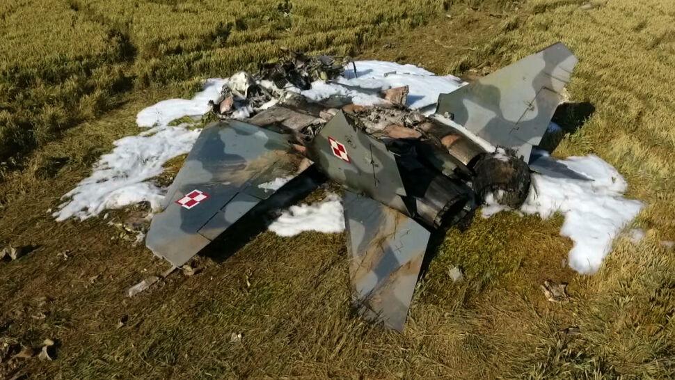 Piloci boją się latać MiG-ami. MON ma rozwiązanie: F-35