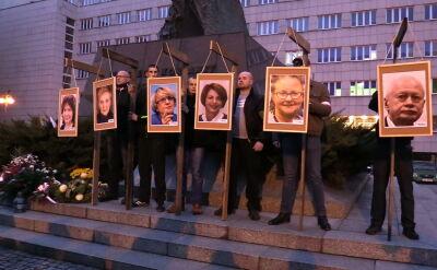 Śledztwo w sprawie portretów europosłów na szubienicach znów przedłużone
