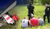 Pseudokibice przebrani za drogowców szykowali ustawkę na A1. Zostali zatrzymani