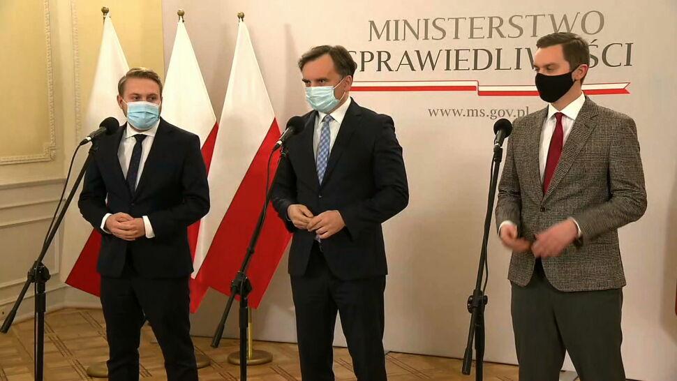 Solidarna Polska w koalicji zostaje, porozumienia nie uznaje. Co z jednością koalicji?