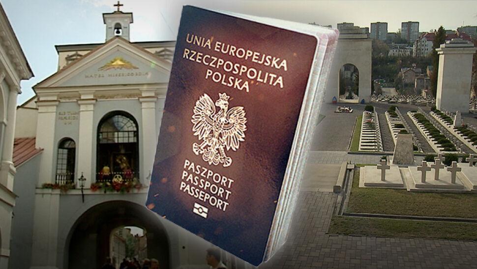 Trwa głosowanie na projekty nowego polskiego paszportu. Litwa i Ukraina oburzone