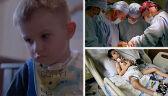 Pionierska operacja i szansa dla 6-letniego Tymka