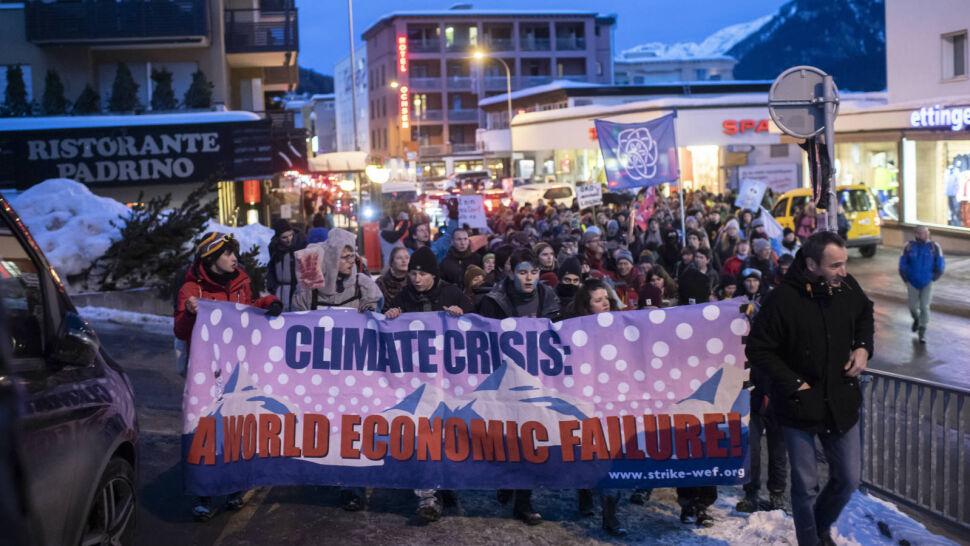 Na 50. Światowym Forum Ekonomicznym w Davos wiele o klimacie