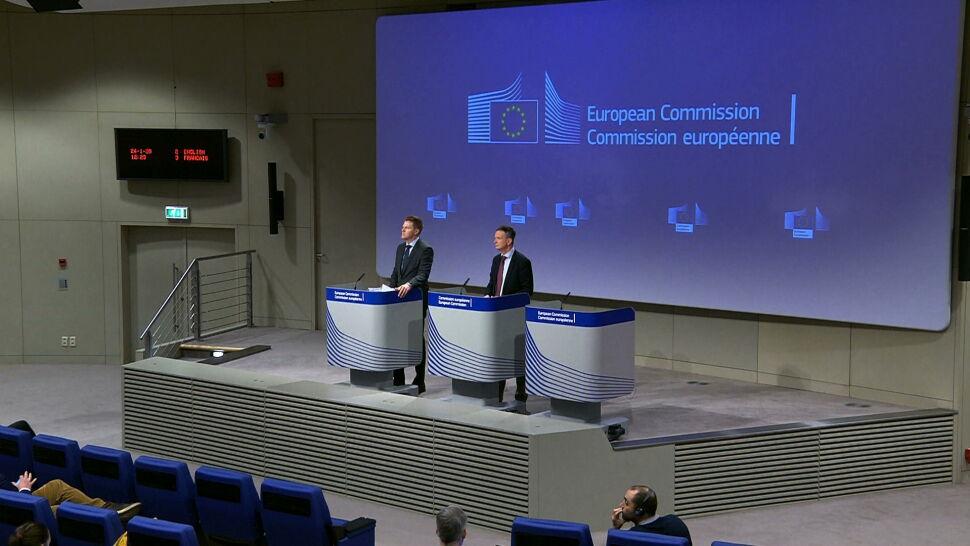 """Komisja Europejska """"zaniepokojona stanem praworządności w Polsce"""". Złożyła wniosek do TSUE"""