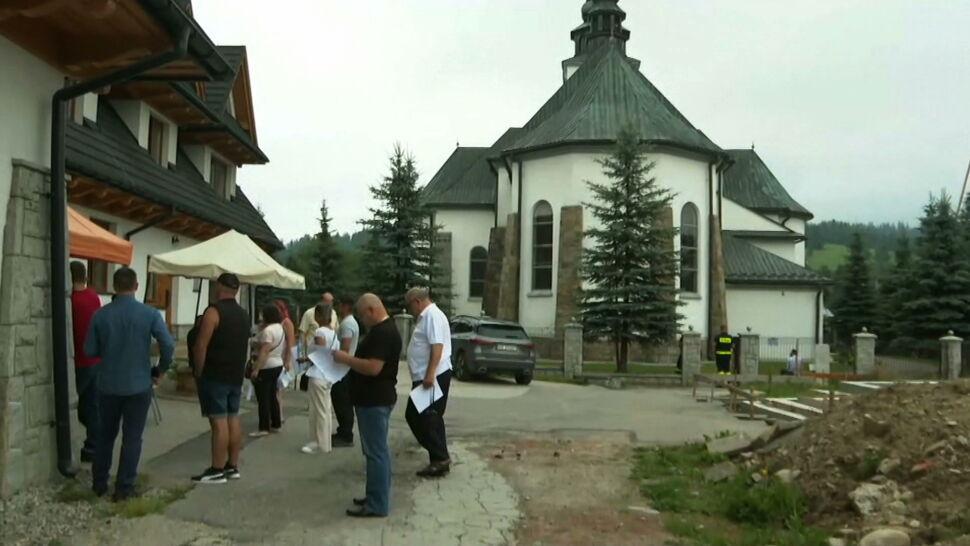 Szczepienia pod kościołem? Niedzielna akcja w parafiach na Podhalu